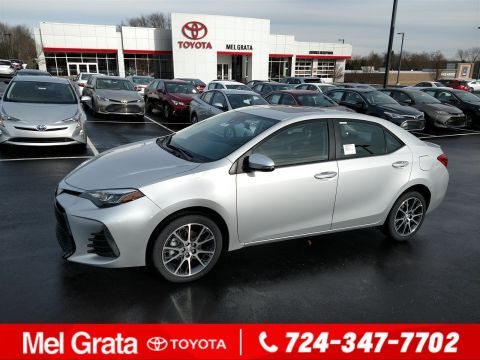 New 2017 Toyota Corolla SE Special Edition 4dr Car